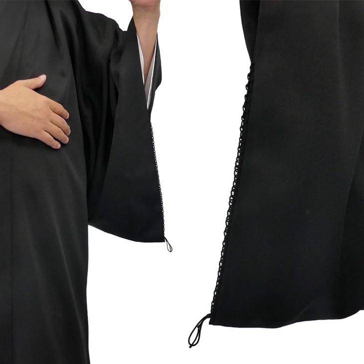 カシミヤ織 布袍(浄土真宗本願寺派)【男性用 冬用】商品写真