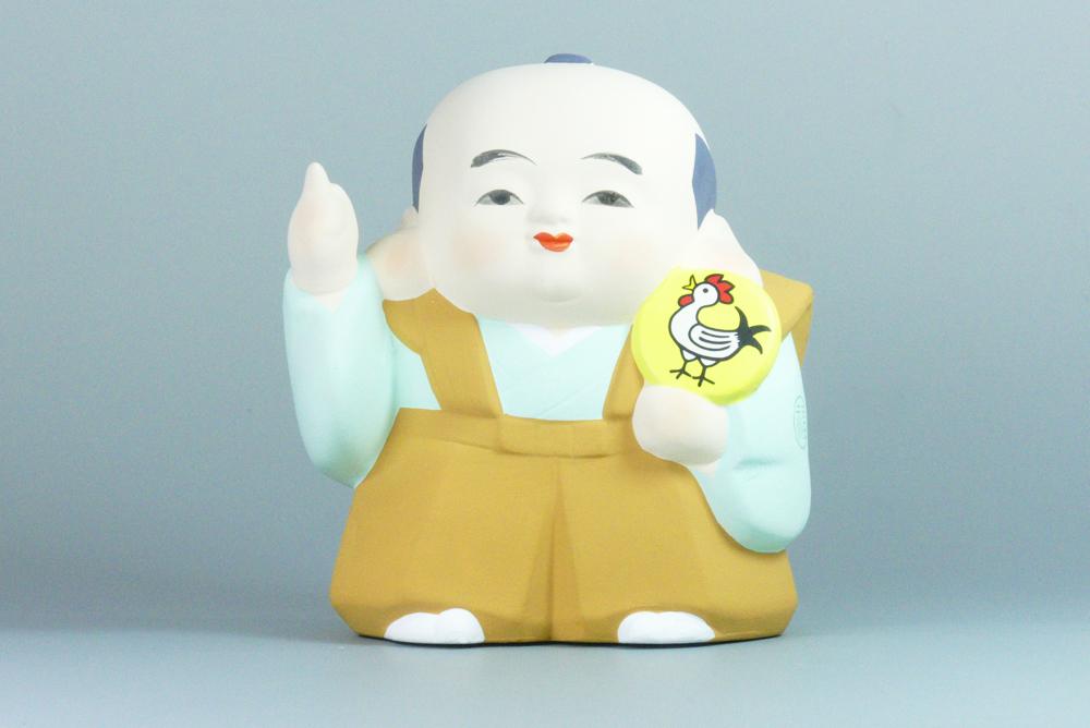 福助人形 平成29年度 酉年